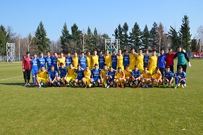 Nationala U16-Dolj U16 (13.03.2014) Mogosoaia