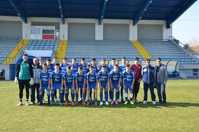 Nationala U16-Dolj U16(13.03.2014) Mogosoaia
