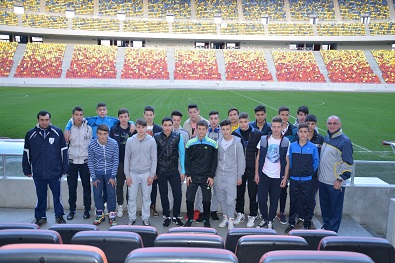 Nationala U16-Dolj U16 (13.03.2014)
