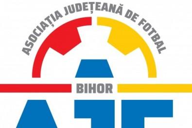 Logo nou AJF Bihor