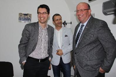 Razvan Burleanu - Gabriel Badescu - Patritiu Abrudan