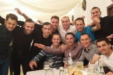 Seara Festiva Buzau - Echipa CJA Dambovita