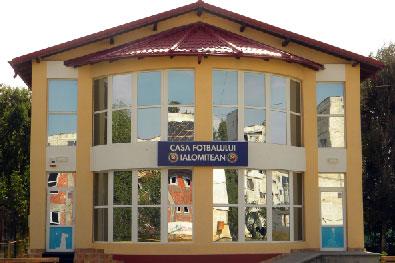 Casa Fotbalului Ialomitean