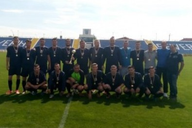 Stiinta Brosteni - campioana Ligii a V-a (2017-2018)