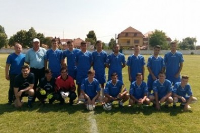 CS Strehaia - campioana Juniori U19, 2017-2018