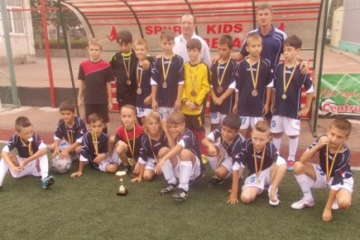 Memorialul Jan Olteanu (Sport Kids Drobeta)