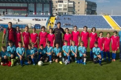 Jun.U11: Luceafarul (masculin) - Atletic (feminin)