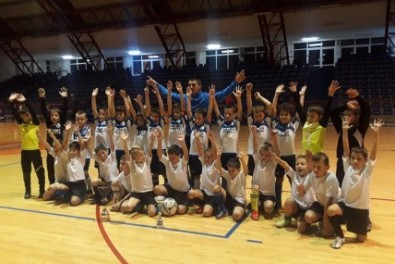 ACS Luceafarul - campioana Trofeului Gh,Ene - Mehedinti 2018