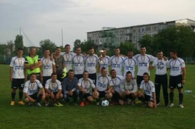 Pandurii Cerneti - castigatoarea Cupei Romaniei 2015
