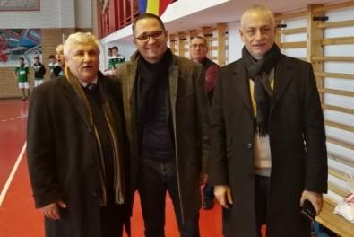 Preşedintele AJF SM alături de ministrul Sportului!