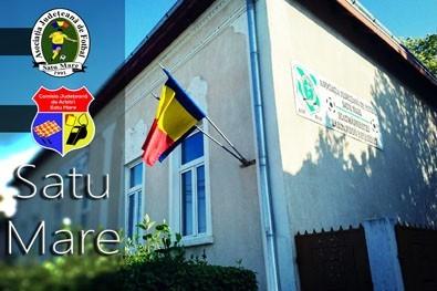 Sediul AJF Satu Mare