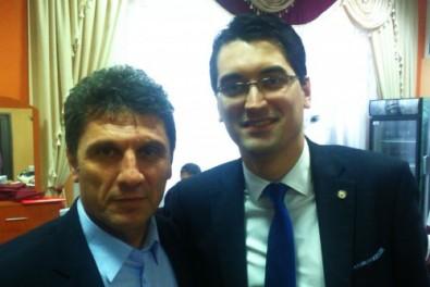 Preşedinte FRF - Preşedinte AJF Tulcea