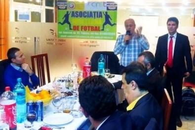 Gala fotbalului Tulcean 2014