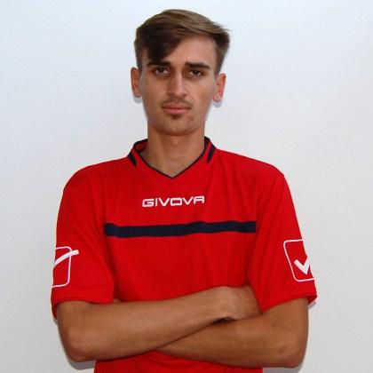 jucatorul Zaplaic Cristian - Alexandru
