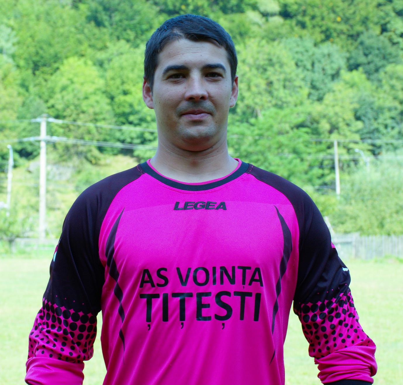 jucatorul Rasti Petre Bogdan
