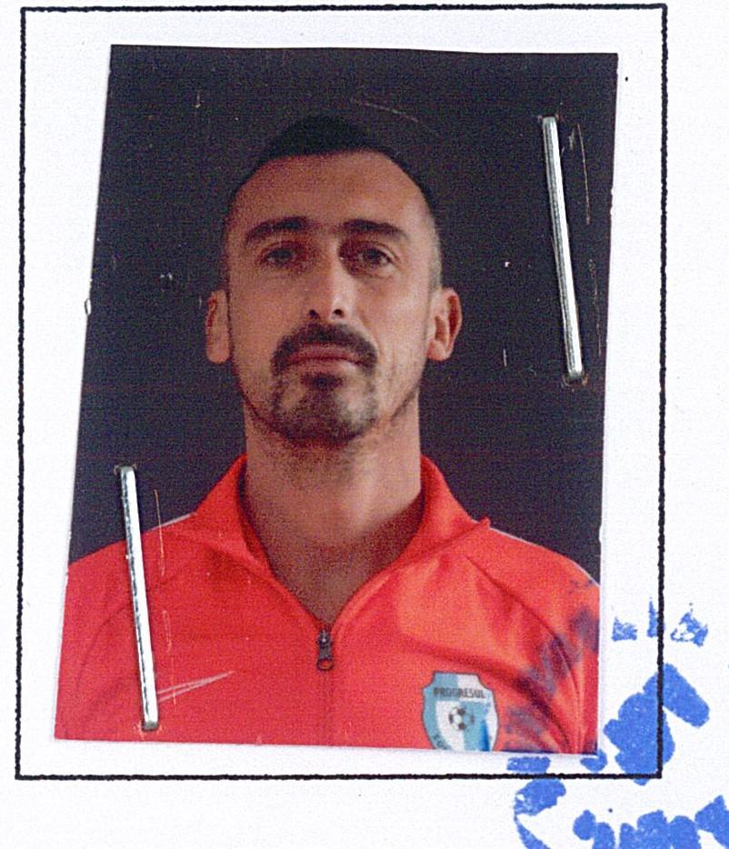 jucatorul Bîrle Bogdan Nicolae