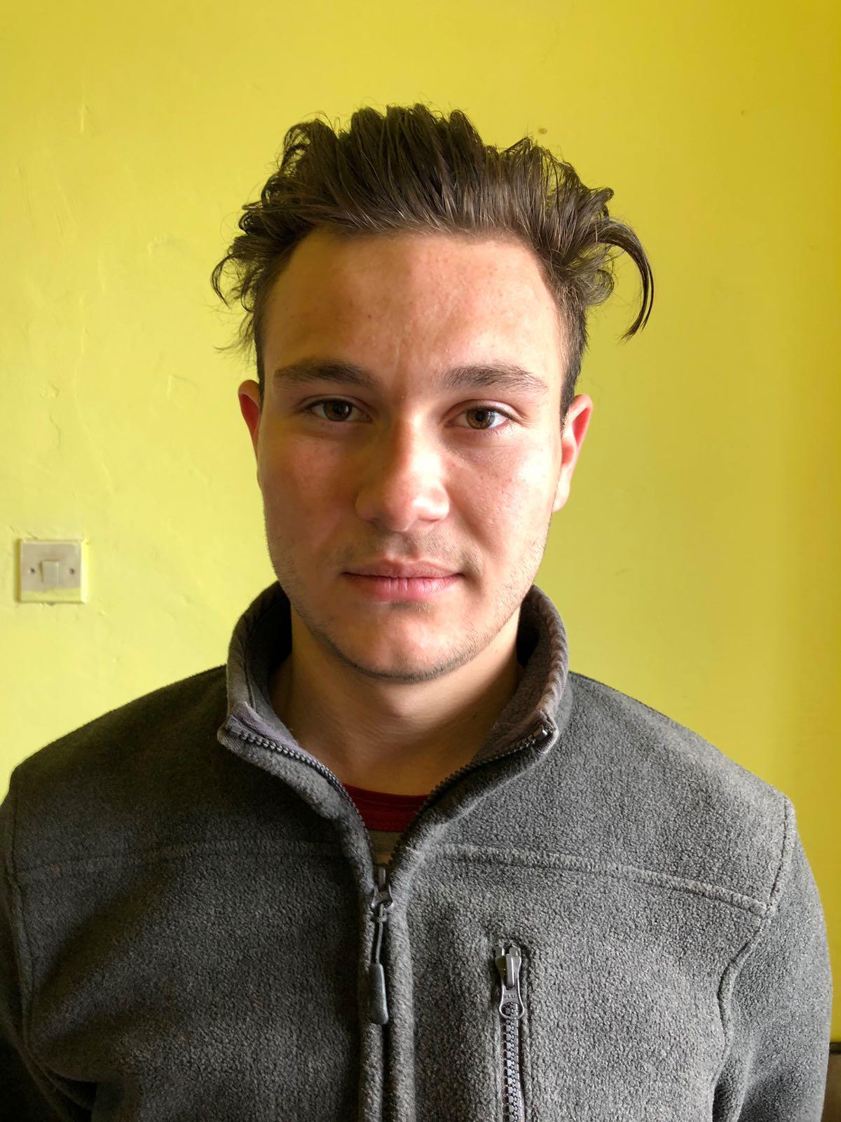 jucatorul Spiridon - Zisu Ovidiu - Iulian