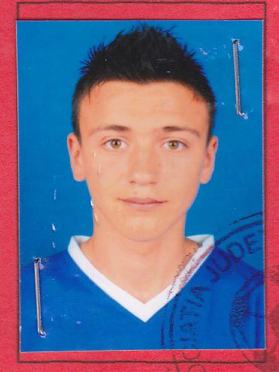 jucatorul Trandafir Constantin Bogdan