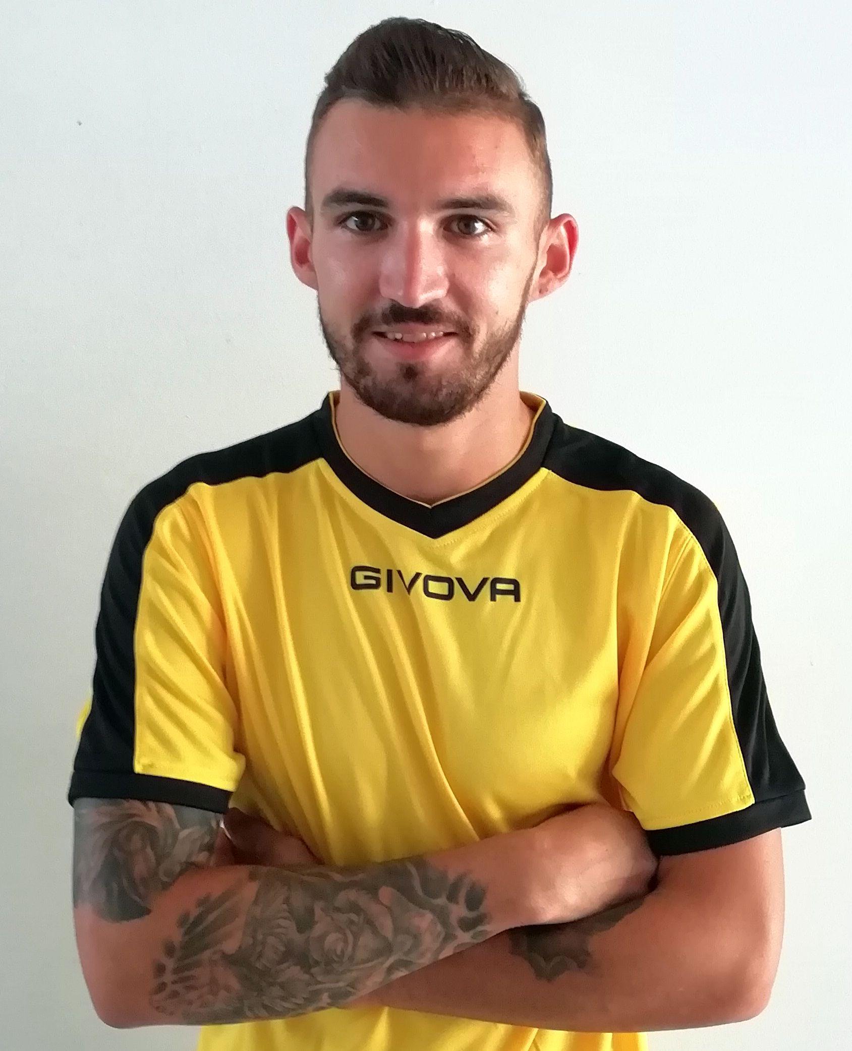jucatorul Vidroiu Bogdan Mihai