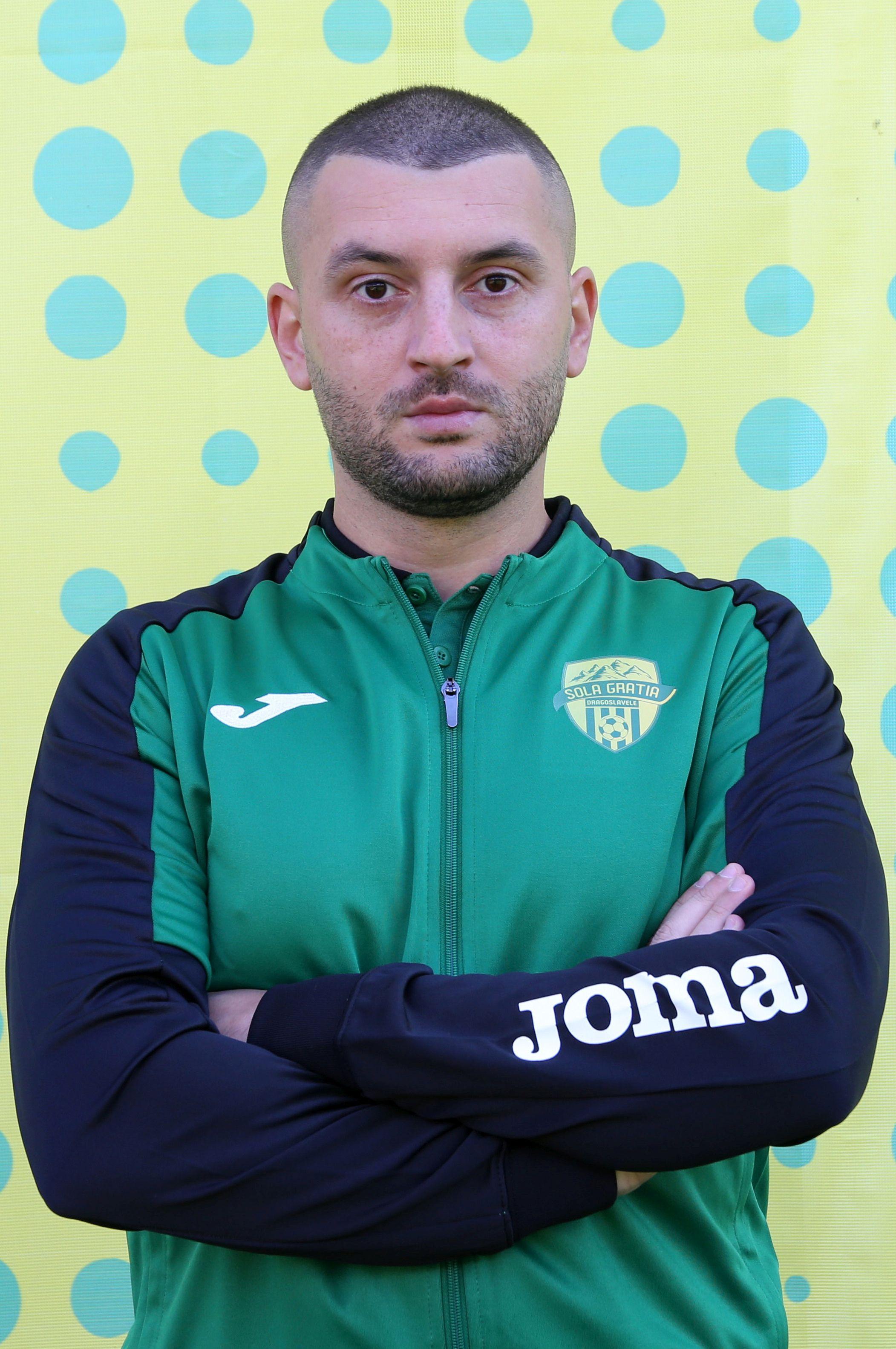 jucatorul Balasa Alexandru Cornel