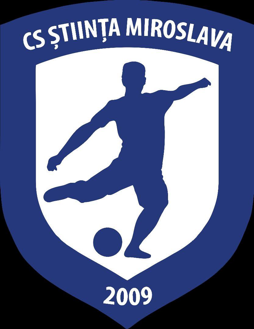 CS Știința Miroslava 2007