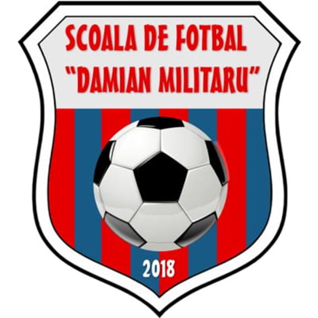 """ACS Scoala de Fotbal Damian Militaru  ,,Roșu"""""""