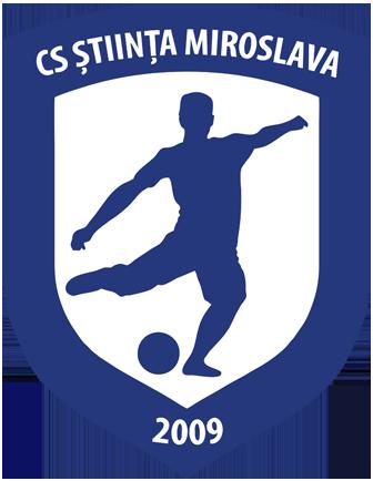 "CS Știința Miroslava ""B"""