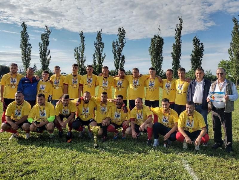 Viitorul Stiubei a doua echipa promovata in Liga a 4-a