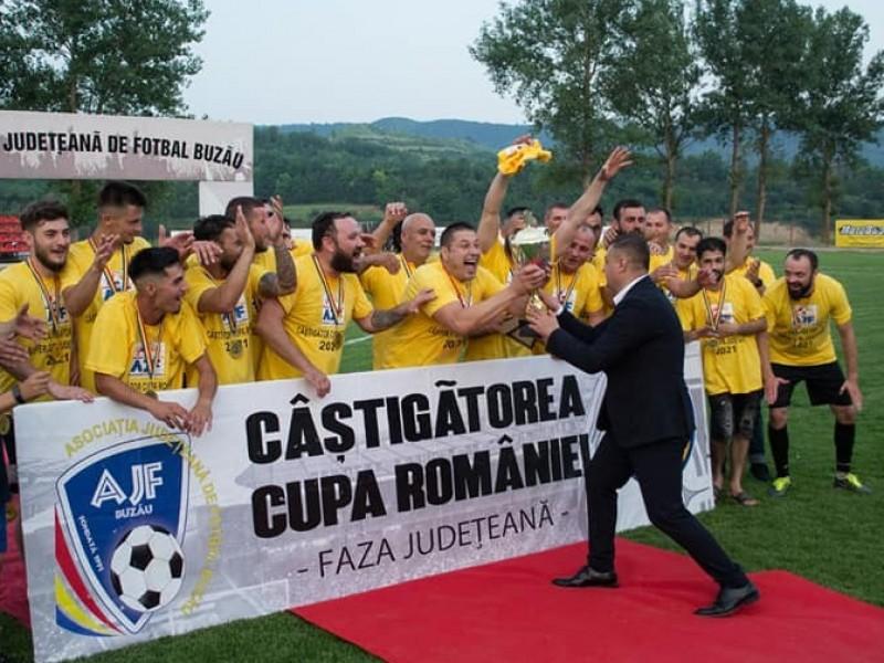 Cupa României- faza națională