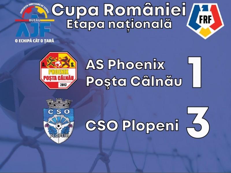 Cupa României, faza națională