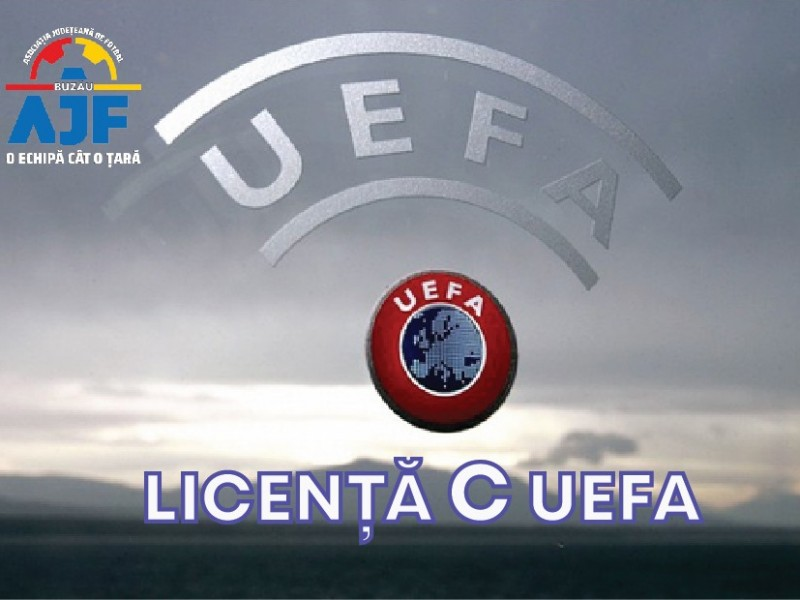 INSCRIERI LICENTA C -UEFA