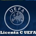 Inscrieri curs Licenta C UEFA - promotia 2019