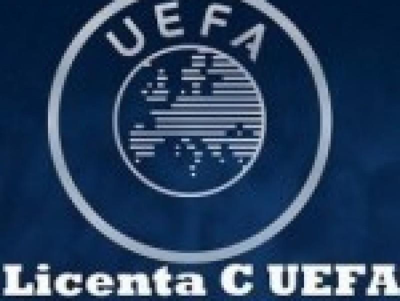 Inscrieri curs licenta C UEFA -promotia 2019