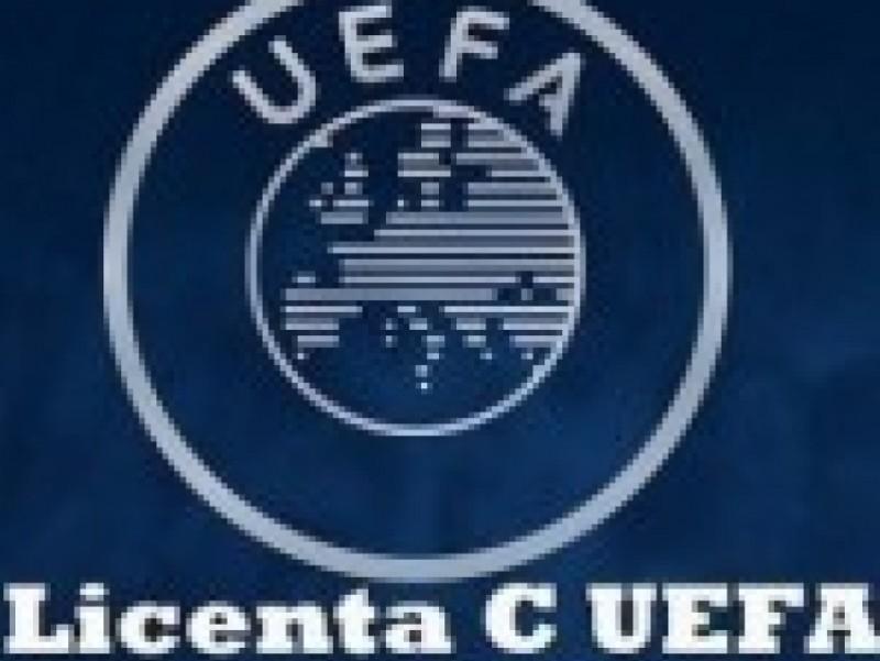 Examen admitere Curs Licenta C UEFA
