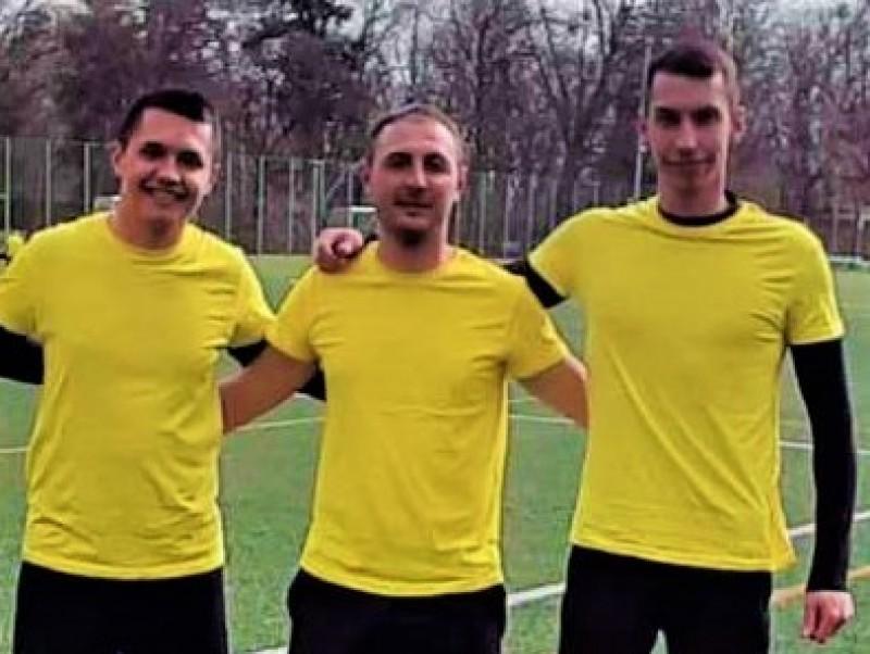 Trei arbitri cărășeni au promovat în Liga a 3-a