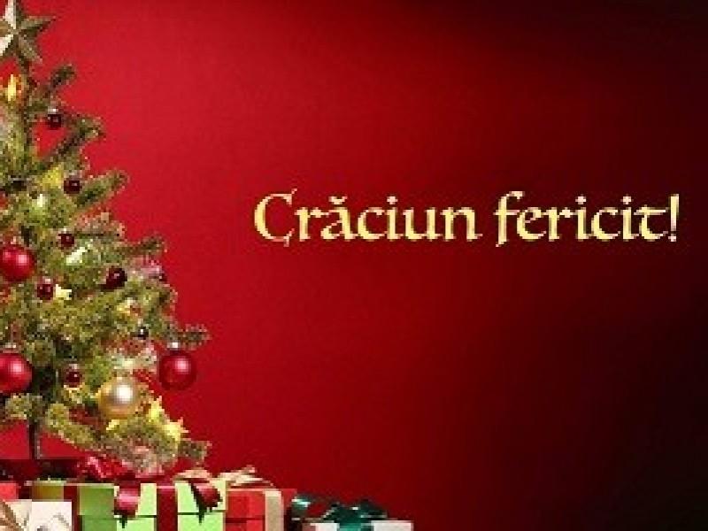 """""""Crăciun Fericit!""""."""