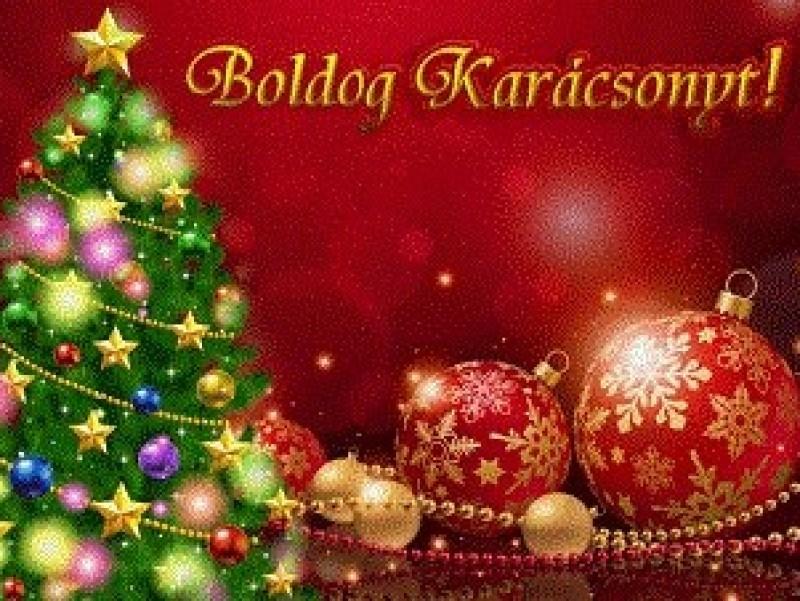 """""""Boldog Karácsonyt!""""."""