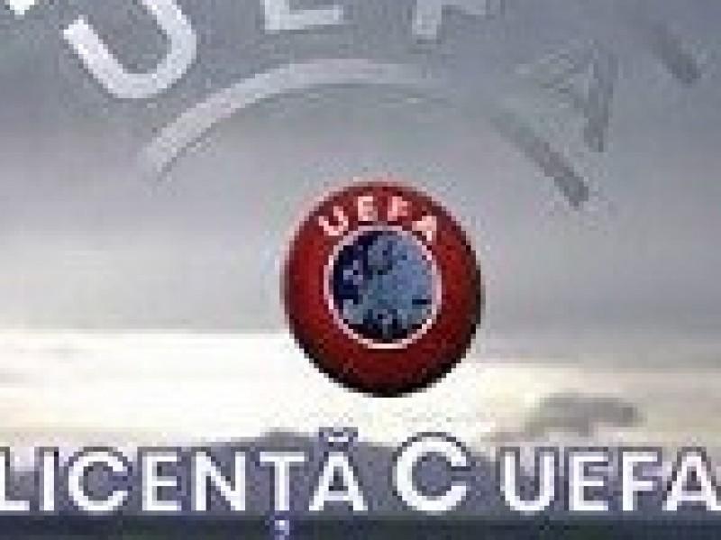 """Cursuri obtinere Reînnoire și Perfecționări - Licența UEFA """"C"""""""