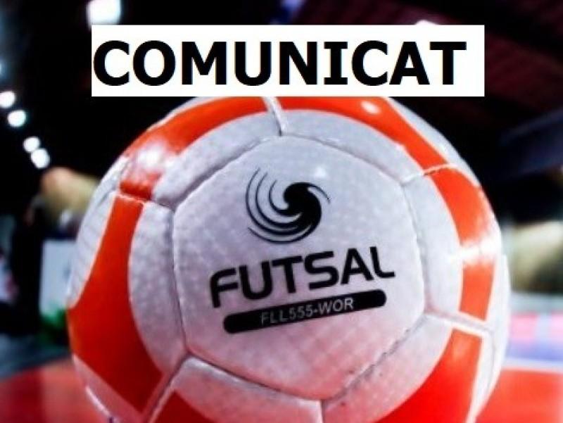 Comunicat - În atenția membrilor afiliați