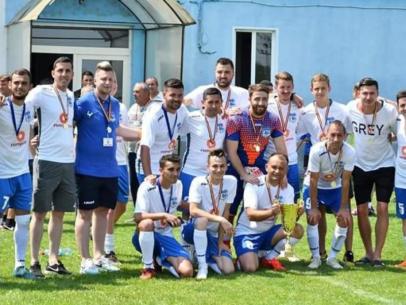 Dublă cu CS Strehaia pentru promovarea Gilortului în Liga a 3-a