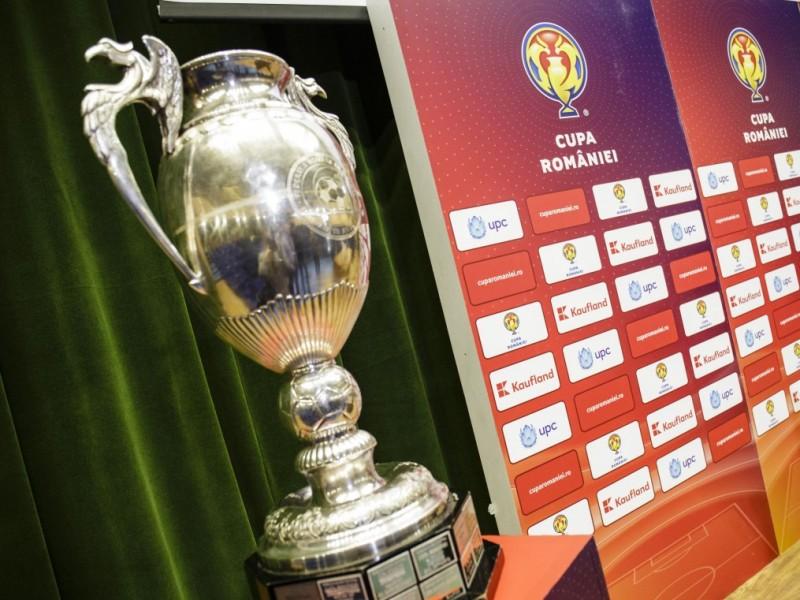 CUPA ROMÂNIEI - Mâine, tragere la sorți pentru a patra etapă