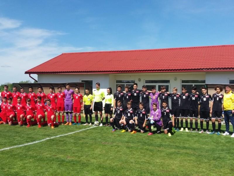 TURNEUL SPERANȚELOR - Maramureș vs Cluj 0-7