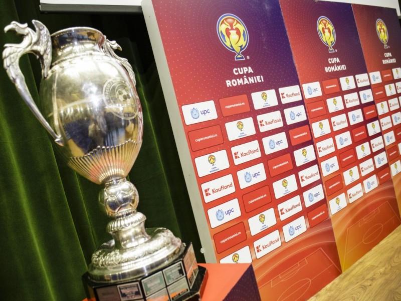 CUPA ROMÂNIEI - Finala Maramureșului se joacă mâine