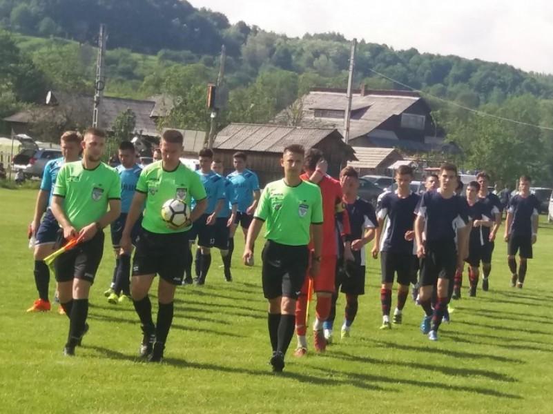 UNDER 19 - FC Suciu de Sus - CSM Olimpia Salonta 1-0 (0-0)
