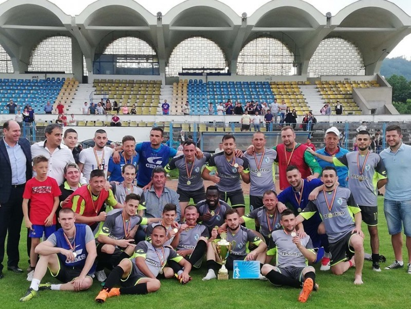 CUPA ROMÂNIEI - Progresul Șomcuta Mare vs Unirea Dej în faza I națională
