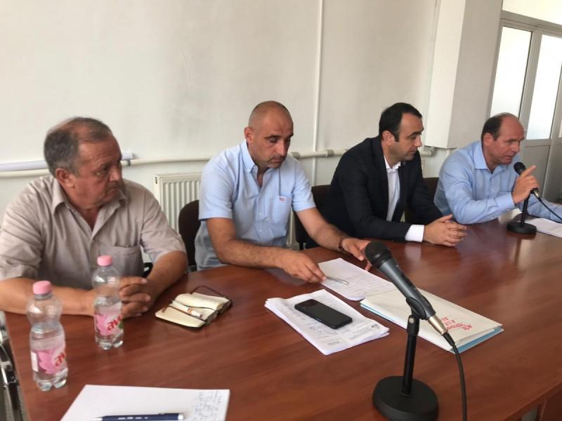 Adunarea Generală a AJF Maramureş