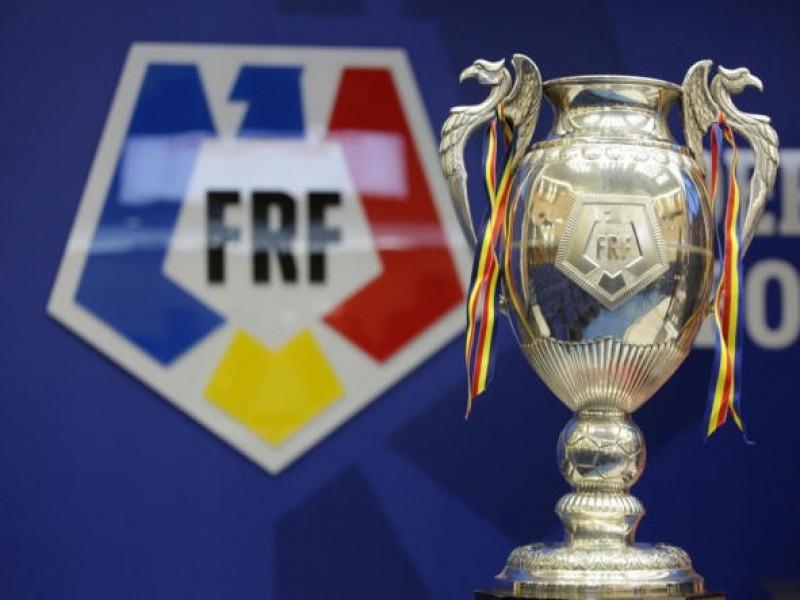 18 septembrie - tragere la sorți pentru optimile Cupei României