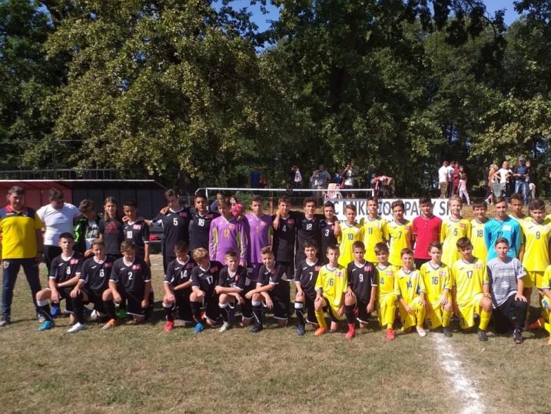 TURNEUL SPERANŢELOR - Satu Mare vs Maramureş 2-2