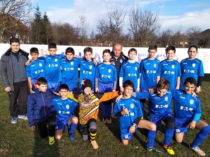 CUPA SATELOR - Fărcașa, prima echipă calificată la turneul județean final