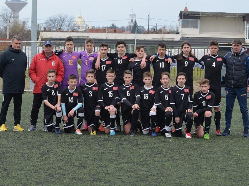 Bihor vs Maramureș 8-2 în Turneul Speranțelor